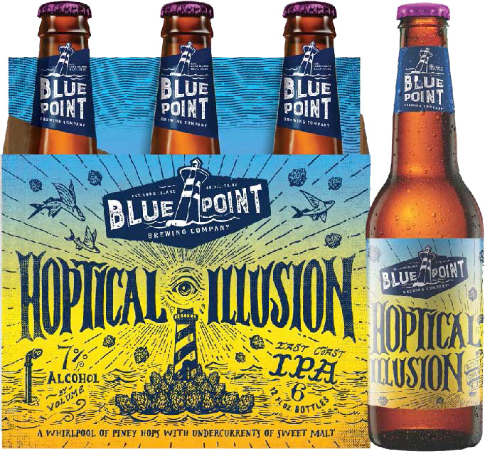 Hoptical Illusion IPA