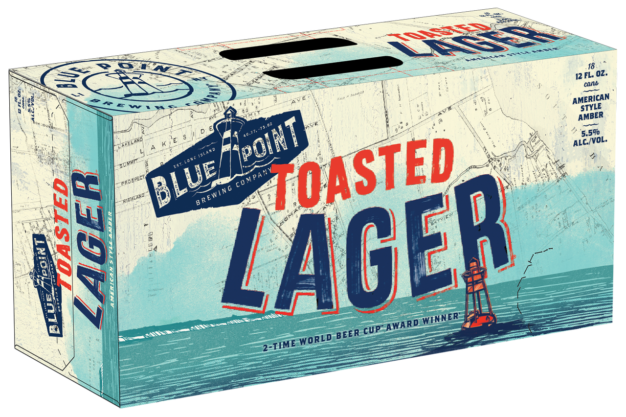 Toasted Lager 18 Pack