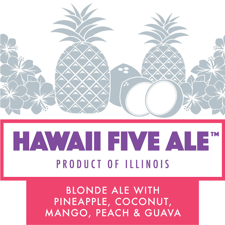 Hawaii Five Ale