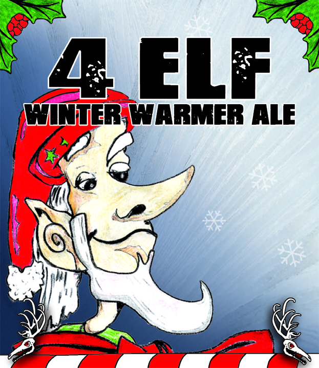 4 Elf Winter Warmer