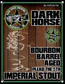 Bourbon Barrel Plead the 5th