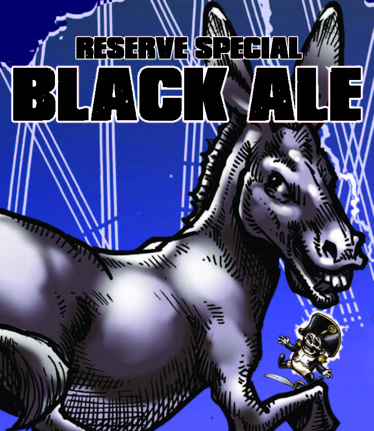 Reserve Special Black Ale