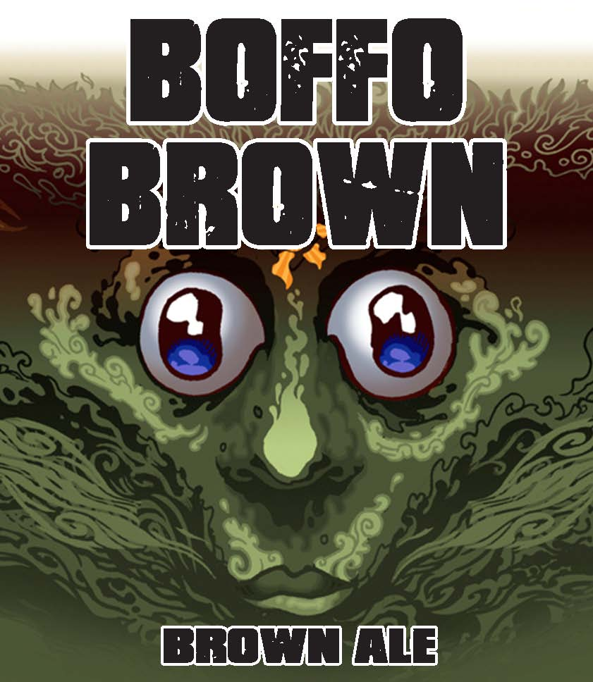 Buffo Brown Ale