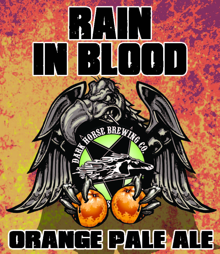 Rain in Blood Orange Pale Ale