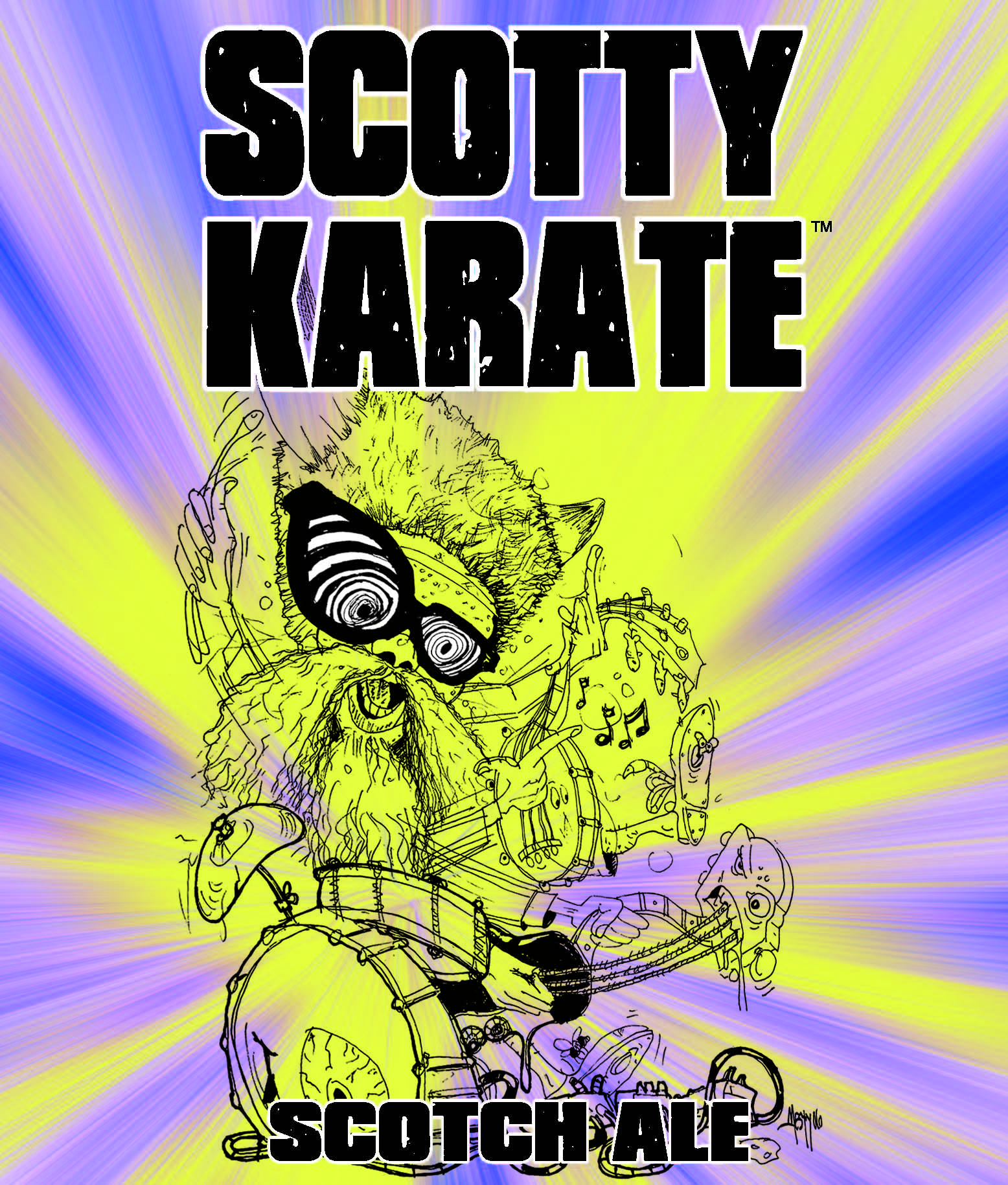 Scotty Karate