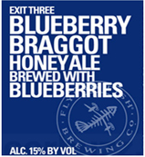 Blueberry Braggot
