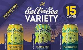 Salt & Sea 15 Pack Variety