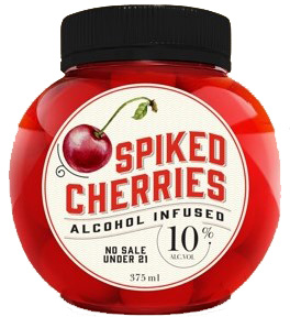 Spiked Cherries