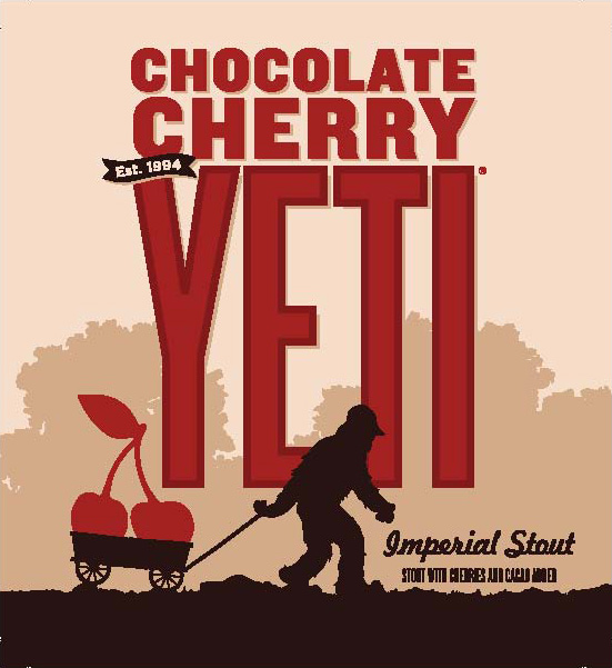 Cherry Chocolate Yeti
