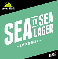 Seas to Sea Lager