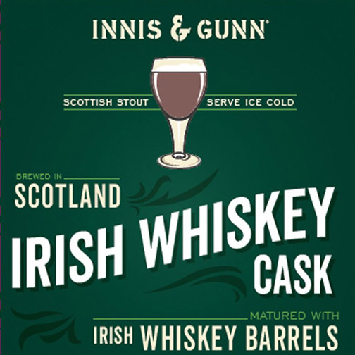 Irish Whiskey Cask