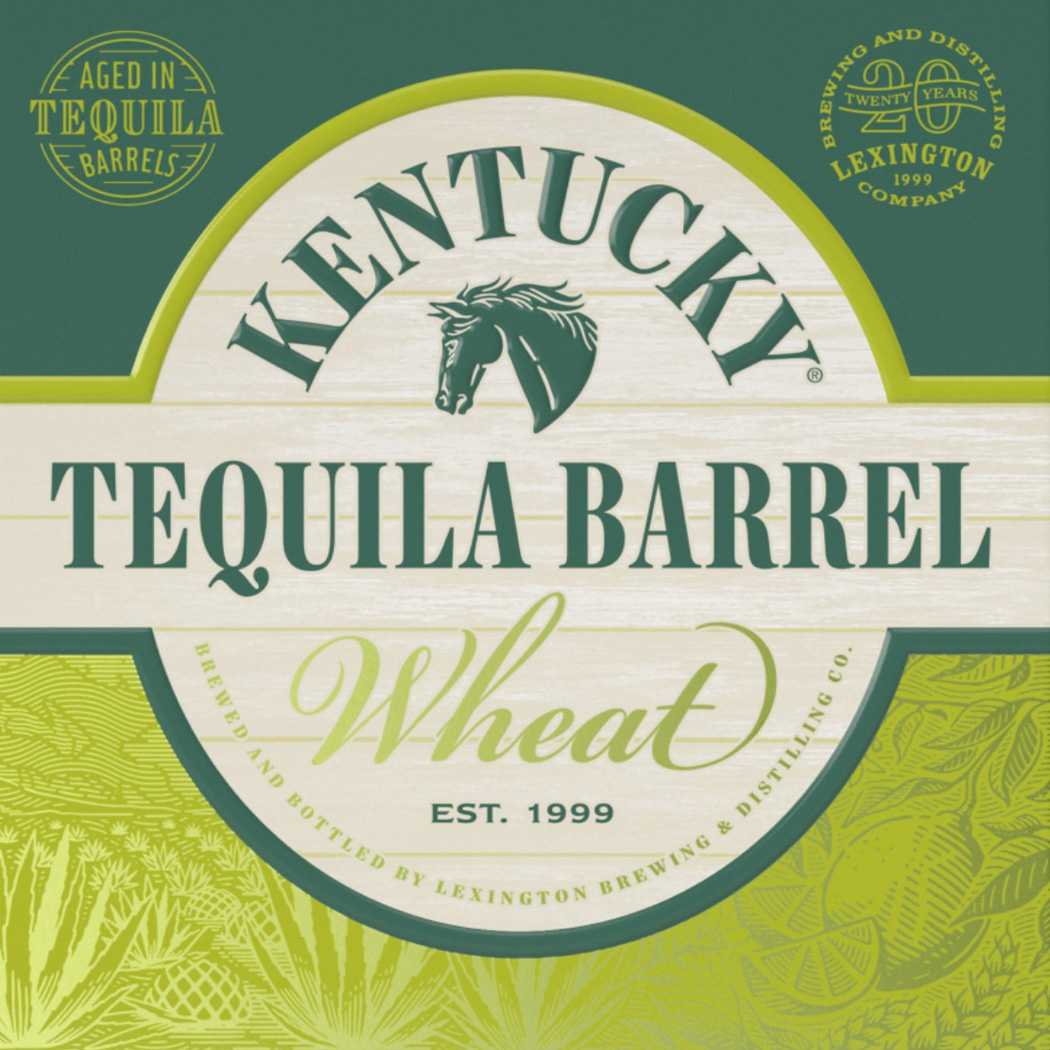 Kentucky Tequilla Barrel Wheat