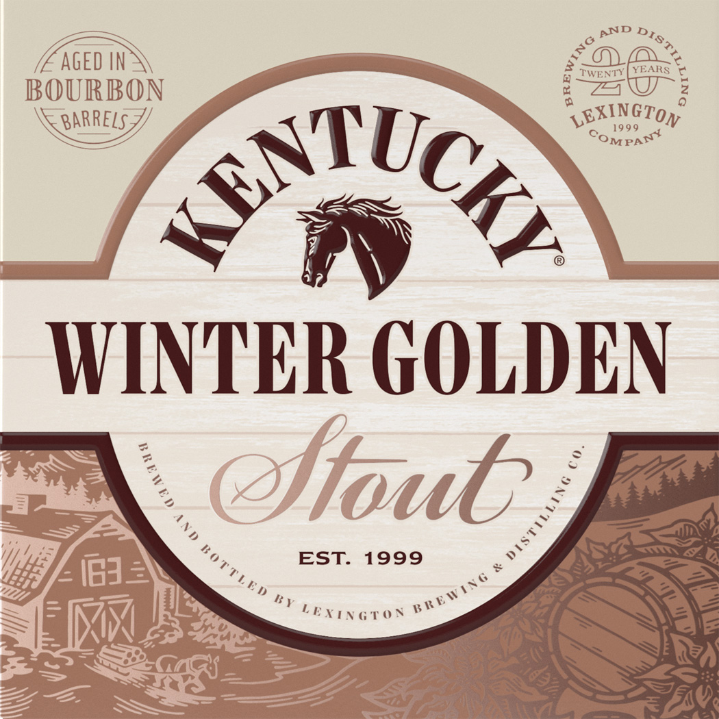 Kentucky Winter Golden Stout