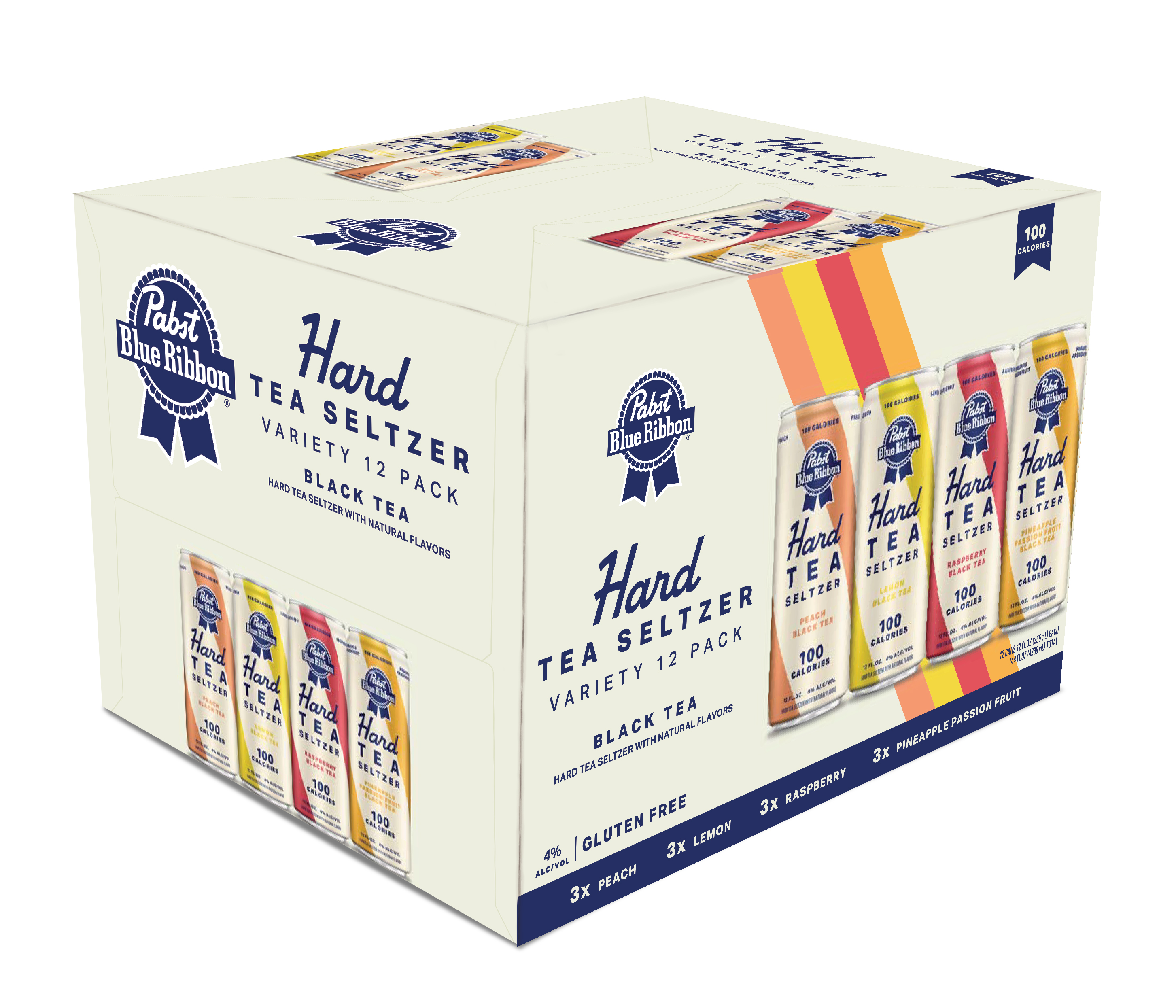 Hard Tea Seltzer Variety Pack