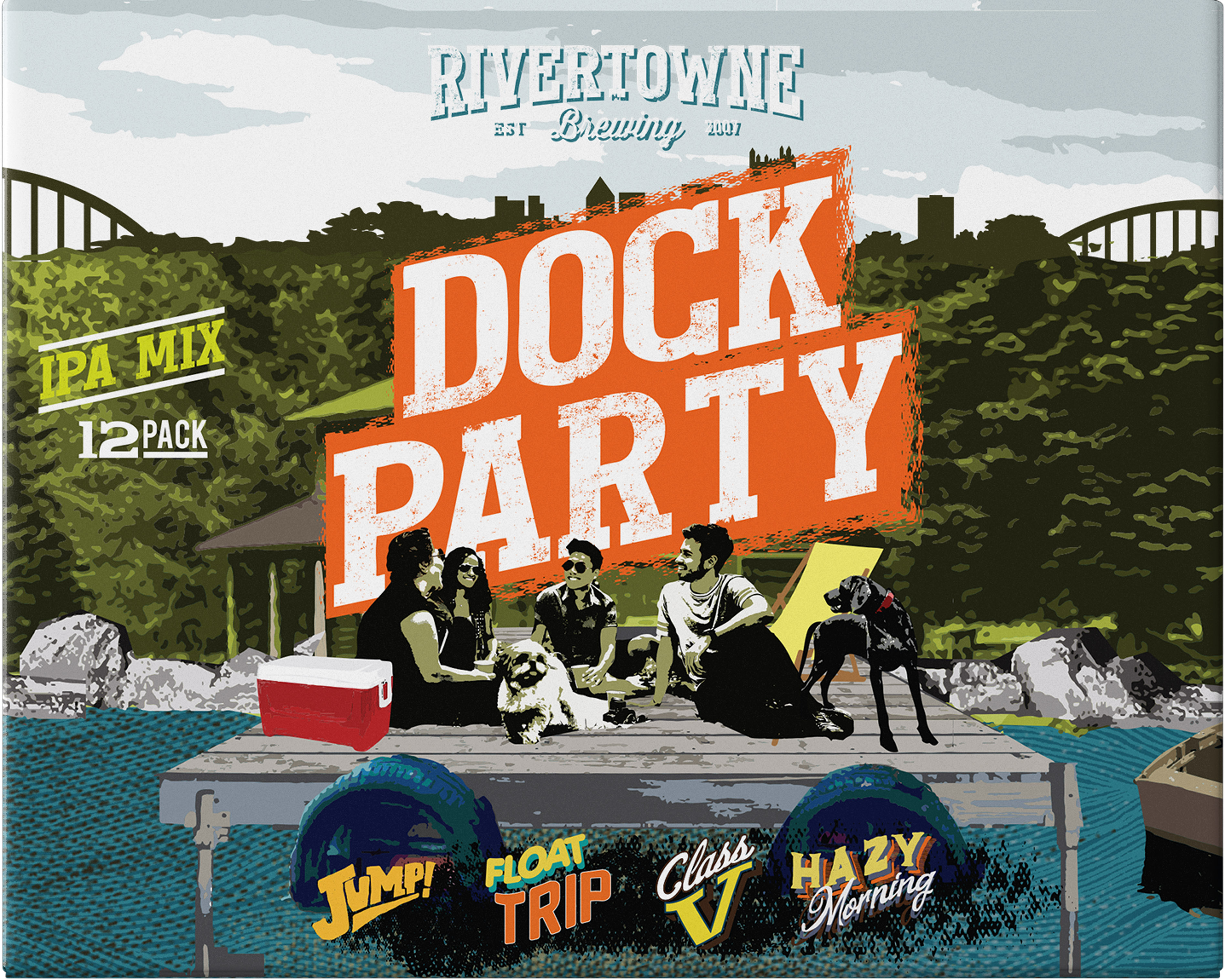 Dock Party Variety Pack