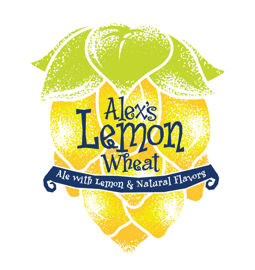 Alex's Lemon Wheat Ale