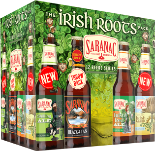 12 Beers - Irish Roots Variety Pack