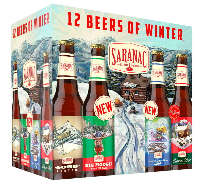 12 Beers of Winter