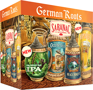 12 Beers - German Roots Variety Pack