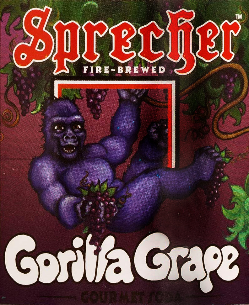 Gorilla Grape