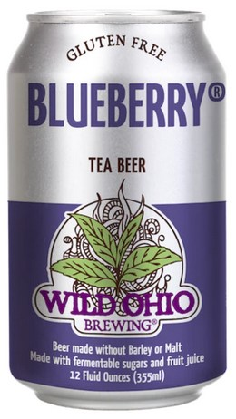 Blueberry Tea Beer