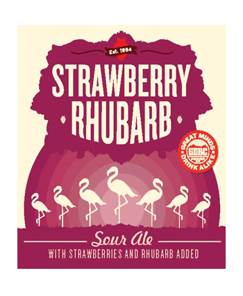 Strawberry Rhubarb Sour Ale