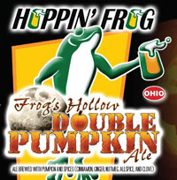 Frogs Hollow Double Pumpkin Ale