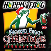 Frosted Frog Christmas Ale