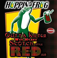 Outta Kilter 'Wee-Heavy' Scotch Red Ale