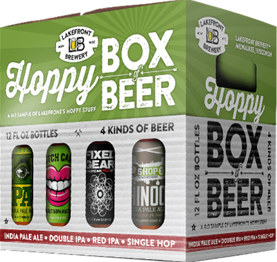 Hoppy Box of Beer