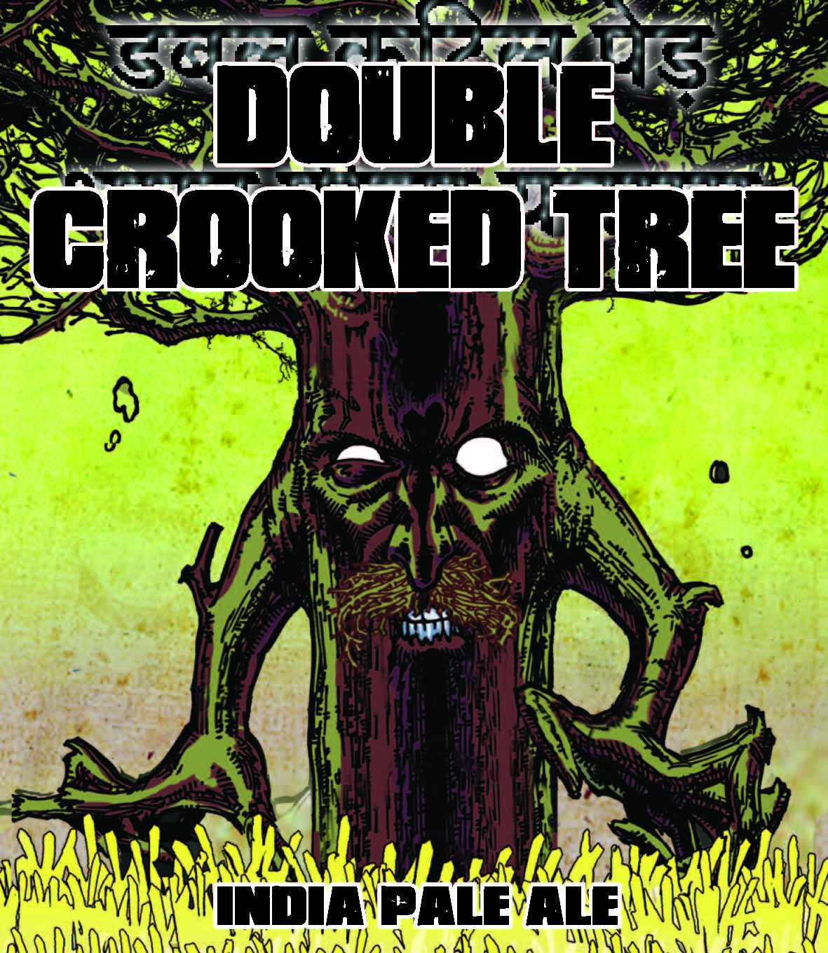 Double Crooked Tree