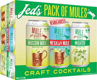 Pack of Mules Variety Pack