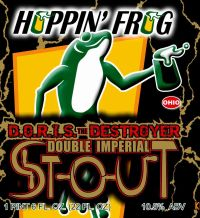 D.O.R.I.S The Destroyer Double Oatmeal Stout